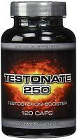 Muskelaufbau extrem Testosteron sofort schnell Kapseln Steroide Anabol Booster