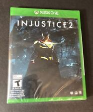 Injustice 2 (XBOX ONE) NEW