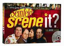 Seinfeld Scene It? The Dvd Game New Still In Cellophane by Mattel , Trivia