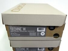 Giro Techne Womens Cycling Shoes Size 40 Titanium Glacier