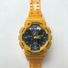 Casio G-Shock GA100A-9A Quartz Analog Digital Men's Watch
