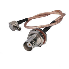 TS9 male RA to BNC female pigtail cable RG316 20cm for Sierra Wireless USB MODEM