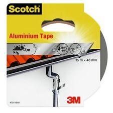 Nastro adesivo in alluminio Scotch 3M mm.48x15mt.