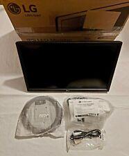 "LG 22MB35 22MB35PY-I 21.5"" LED Monitor DVI+VGA+HDMI 1920x1080 1080p FHD - Black"