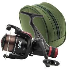 NGT ckr50 carpe Gros RUNNER BOBINE 1BB moulinet de pêche avec arrière glisser et