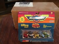 Micro Machines #29 Customs Collections Ultra 1986 Galoob