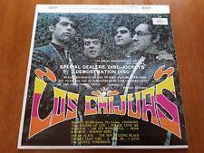 LOS CHIJUAS s/t (MUSART EDM 1389 - USA 1968) TEEN GARAGE PROMO ONLY ORIGINAL LP
