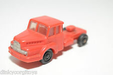 NOREV BERLIET WILLEME UNIC CAMION TRUCK RED GOOD CONDITION