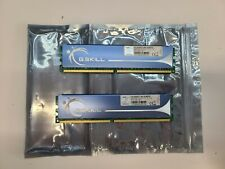 G.Skill F2-5300CL4S-2GBPQ 4GB (2 X 2GB) PC2-5300 DDR2-667 Desktop RAM Memory