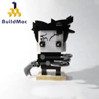 Buildmoc Edward Scissorhands Figure Building Blocks Bricks