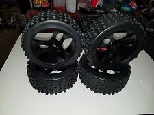 Set of 4 Brand New Redcat Racing Rampage XB Tires 1/5 Scale square hex