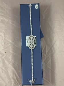 "Platineve Bella Luce Vanna K Diamond Simulate Bracelet 7.5"""