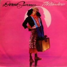 "Donna Summer - the wanderer / stop me 45"""