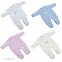 PREMATURE,TINY BABY CLOTHES SLEEPSUIT BABYGROW  EARLY PREM BABY GIRL/BOY