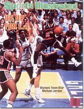 July 23, 1984 Michael Jordan, USA Olympic Basketball 2nd Sports Illustrated