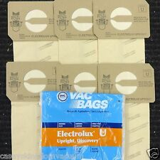 Electrolux U Vacuum Bags 6 Upright Bags Included FREE SHIPPING By DVC in the USA