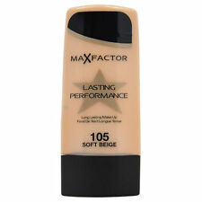 Max Factor Bronze Foundations