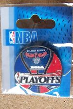 2014 NBA Playoffs pin Atlanta Hawks