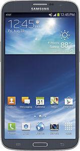 Samsung Galaxy Mega SGH-I527 (Latest Model) - 16GB - Black (AT&T) Smartphone
