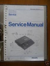 manuels de réparation pour Philips N 2219, original