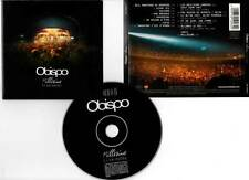 "PASCAL OBISPO ""Millésime Live 00/01"" (CD) 2001"