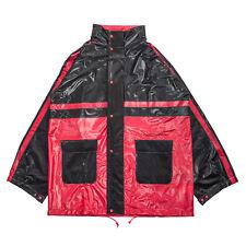 Adult raincoat men's rainjacket waterproof keep warm snow jacket