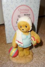 Cherished Teddies Janice 2001 Regional Event #661910 Maple Leaf Toronto Suit Me