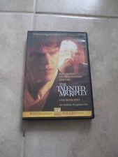 The Talented Mr. Ripley (Dvd,1999) Matt Damon Gwyneth Paltrow Jude Law