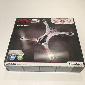 Heli-Max 230Si Quadcopter Drones RTF Remote Control Aeroplane