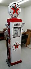 NEW TEXACO STAR REPRODUCTION GAS PUMP - ANTIQUE OIL REPLICA - FREE SHIPPING*