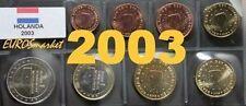 Pièces euro pour 2 euro année 2003