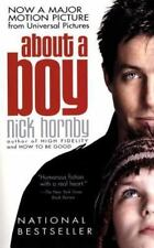 About a Boy by Nick Hornby (2002, Paperback, Movie Tie-In)