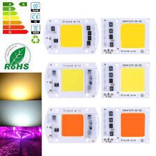 30W 50W 70W 100W LED Chip COB 220V Input Integrated Smart IC Driver Flood light