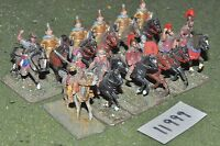 25mm dark ages / byzantine - cavalry 12 cavalry - cav (11999)