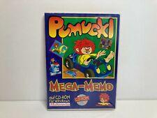 PUMUCKL - Mega-Memo PC CD-ROM Spiel Lernsoftware CIB OVP Windows - Rarität