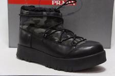 PRADA HIKER HIKING SNOW SHORT BOOTS  SHOES 38/8 US $790