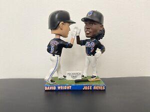 David Wright & Jose Reyes Combo New York Mets Custom Bobblehead