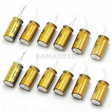 12pcs Nichicon FW audio electrolytic capacitor 2200uF 63V