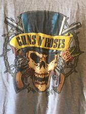 Vtg 90s GUNS N' ROSES Get In The Ring Tour Baseball Sleeve Raglan Men's L Shirt