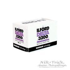 Ilford Delta 3200 ~ Single 35mm 36exp ~ Fresh UK Stock
