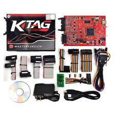 Red  Ktag V7.020 V2.23 No Token Limit K Tag 7.020 7020 ECU Programmer K-Tag