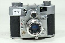 Samoca 35 Super X Camera!!!!
