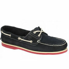 Zapatos planos de mujer Timberland color principal azul