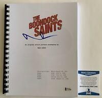 Norman Reedus Autographed The Boondock Saints Full Script Signed TWD Beckett COA