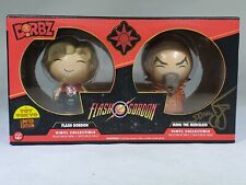 DRBZ Flash Gordon Toy Tokyo Limited Edition Signed Sam Jones