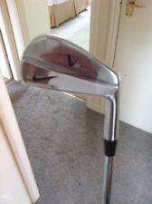 Nike Steel Shaft Iron Golf Clubs