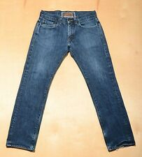 Levi's 33x30 Skinny Slim 511 Distressed Denim Levis Jeans W 33 L 30 Dungarees