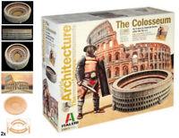 Colosseum - Colosseo, Rome Italy Plastic Model kit 1:500 Model ITALERI