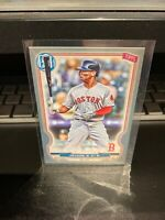 2020 Topps Gypsy Queen Rafael Devers Silver Parallel #136