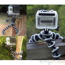 Mini Portable  Flexible Tripod Octopus Stand Gorilla Pod For Gopro Camera/SLR/DV